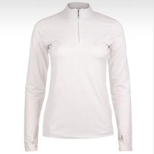 NWT Sport Haley Women's Sol Pullover Golf Shirt S